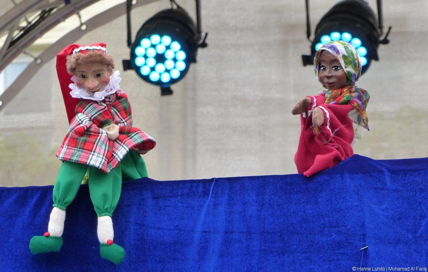 Tanz der Kulturen am 30.04.2018