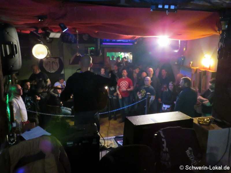 Tim Steinfort am 27.01.2018 in Schwerin