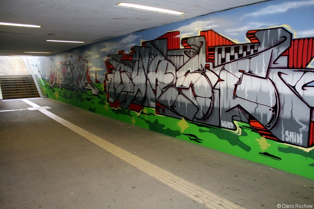 Tunnel Lübecker Straße