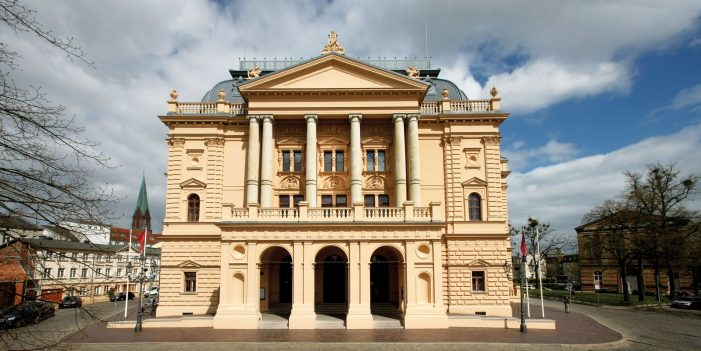 Vorausscheid für Bundeswettbewerb Gesang am Mecklenburgischen Staatstheater