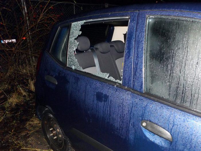Sachbeschädigung und Diebstahl an zwei Fahrzeugen