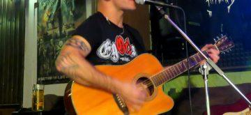 Tim Steinfort in Steini´s Pub: Auf den Pfaden von Johnny Cash und Bob Dylan