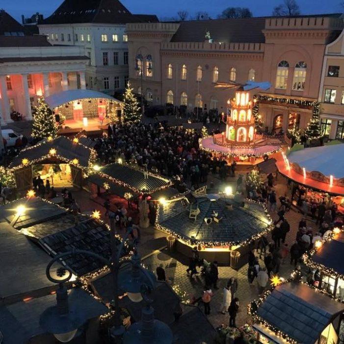 Sicherheitskonzept Weihnachtsmarkt:  Polizei zieht positive Bilanz