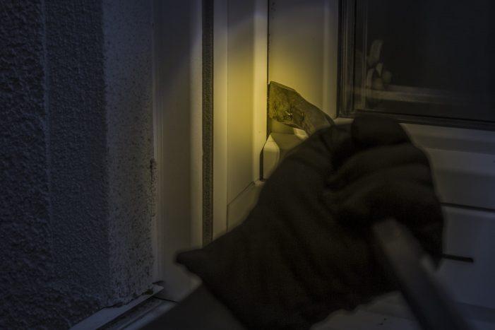 Einbruch in Einfamilienhaus in Neumühle