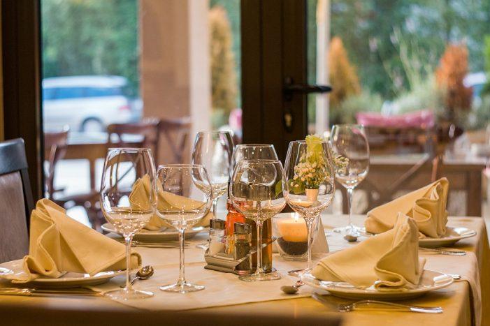 Welche Ausstattung braucht ein Restaurant bei der Neueröffnung?
