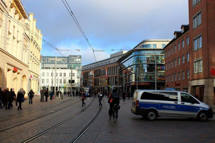 Marienplatz: Installation der Videokameras beginnt