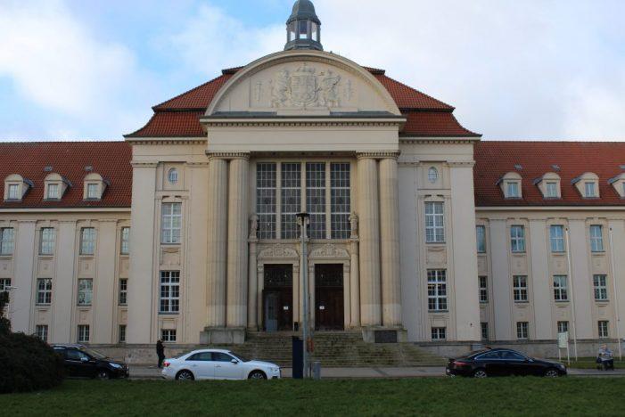 Vorschlagsliste zur Schöffenwahl beim Amtsgericht Schwerin eingereicht