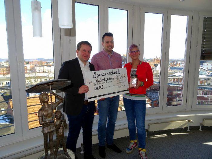 700 Euro die Leben retten können