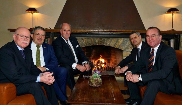 Nordeutsche Innenminister tagten in Schwerin