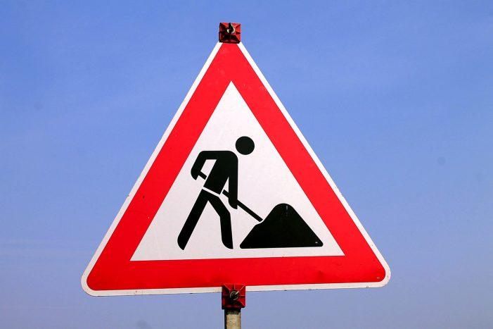 Aktuelle Verkehrsmeldungen aufgrund von Bauarbeiten und Veranstaltungen