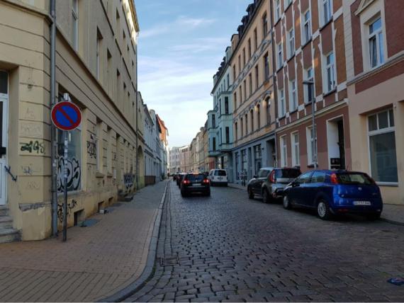 Ausbauplanung Lübecker Straße vorgestellt