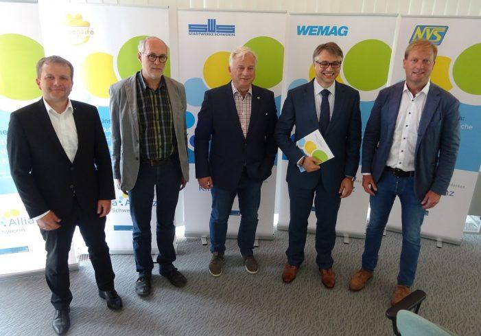 Klima-Allianz für Schwerin geht mit gutem Beispiel voran
