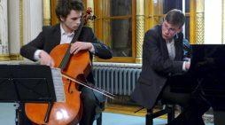 Schüler des Konservatoriums Schwerin beim 55. Bundeswettbewerb in Lübeck