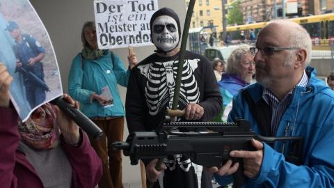 Filmabend im Weltladen – Eine deutsche Kleinstadt, die Waffenproduktion und Krieg in Ostafrika
