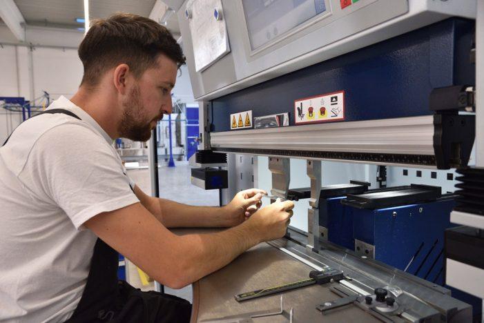 BVS Systemtechnik startet Produktion im Industriepark Schwerin