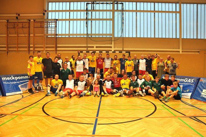 Rekordtour durchs Handball-Land