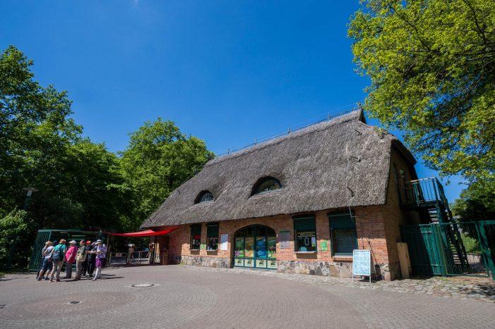 Einbruch ins Kassenhaus des Schweriner Zoos
