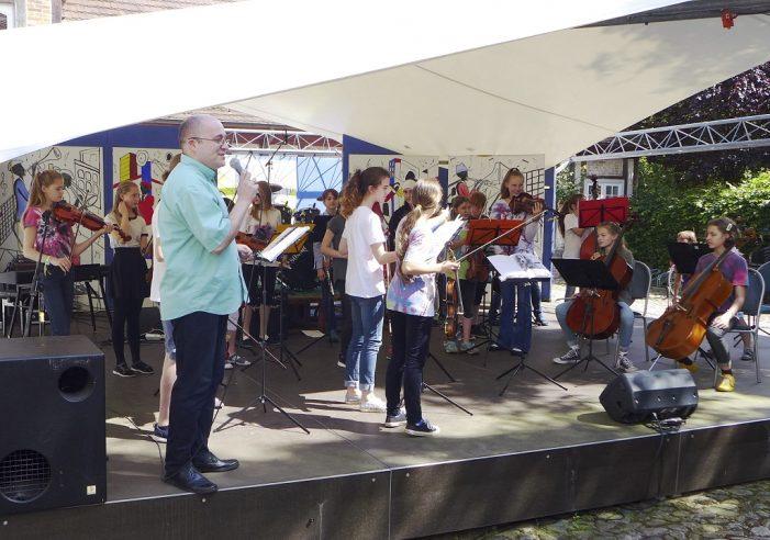 Tag der offenen Tür des Konservatoriums Schwerin