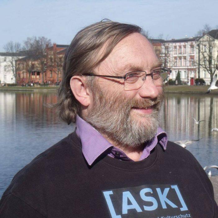 Paulshöhe: Stadtvertreter Karsten Jagau (ASK) kritisiert die Pläne einer Planungswerkstatt