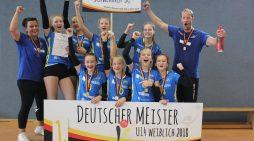 Nachwuchs des Schweriner SC gewinnt Deutsche Meisterschaft