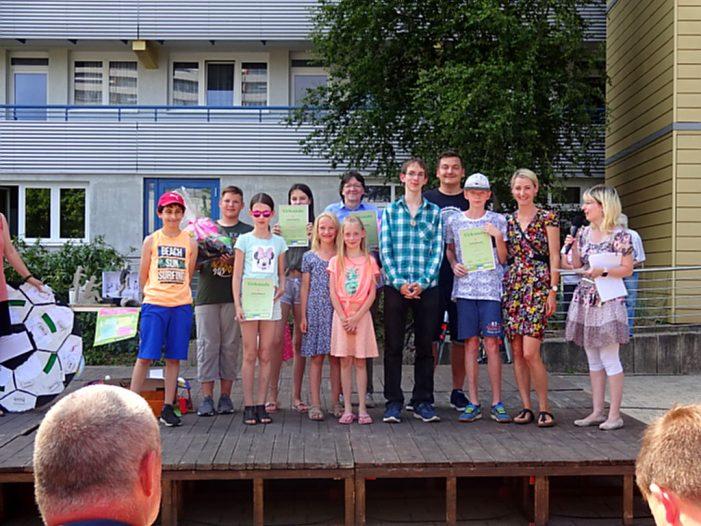 Die Weststadt feierte buntes Straßenfest