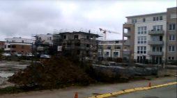Waisengärten: Bau gestoppt