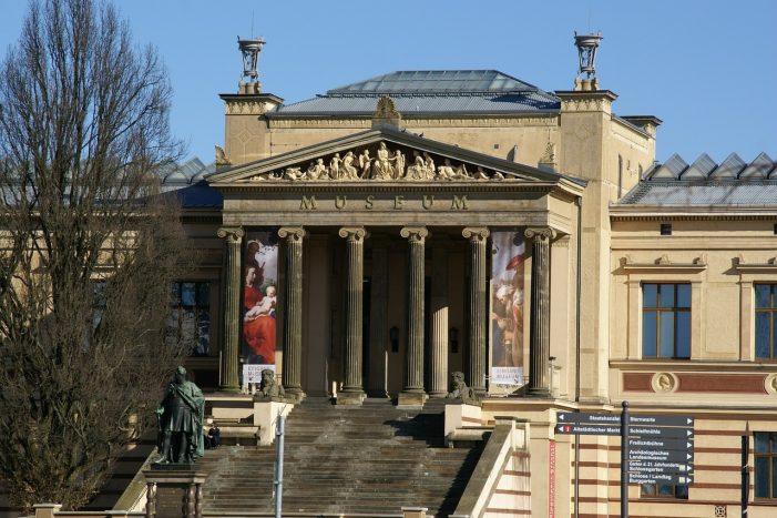 Rendezvous im Staatlichen Museum Schwerin