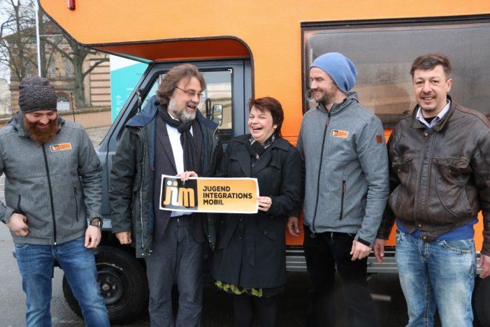 Schwerin erhält Preis für Intgrationsarbeit