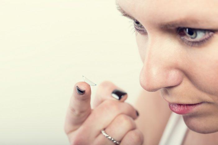 Fünf interessante Fakten über Kontaktlinsen