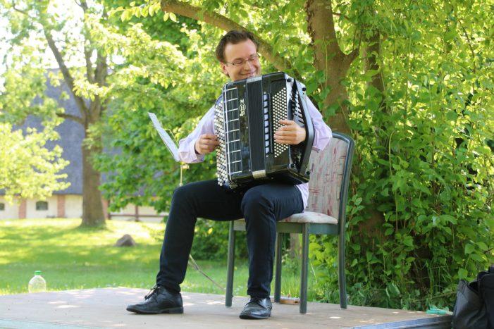 Musikalische Zeitreise mit Anton Kryukov