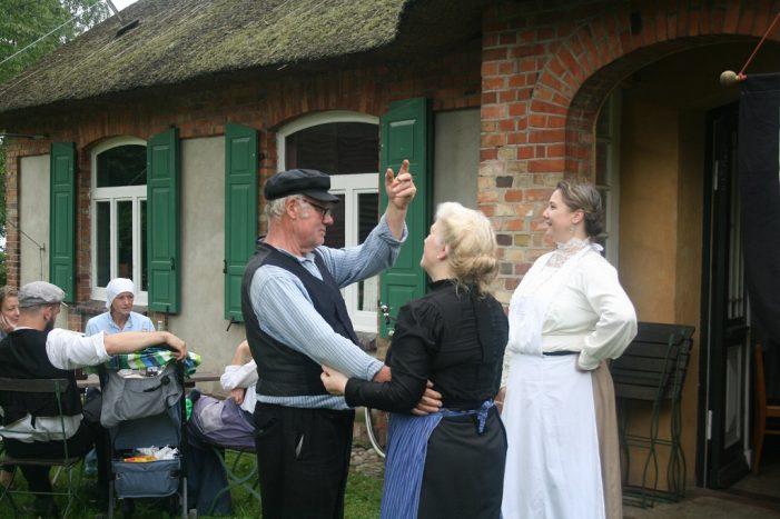 Schwerin-Mueß: Darstellergemeinschaft zieht ins Freilichtmuseum
