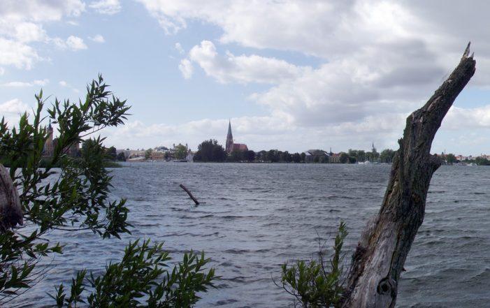 Badeunfall im Schweriner See