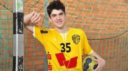 Jungstiere dürfen Tim Kloor als neuen U16- Nationalspieler begrüßen