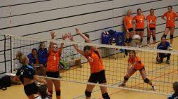 Deutsche Volleyballjugend in Schwerin zu Gast