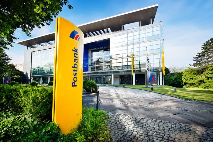Postbank schließt Filiale am Berliner Platz