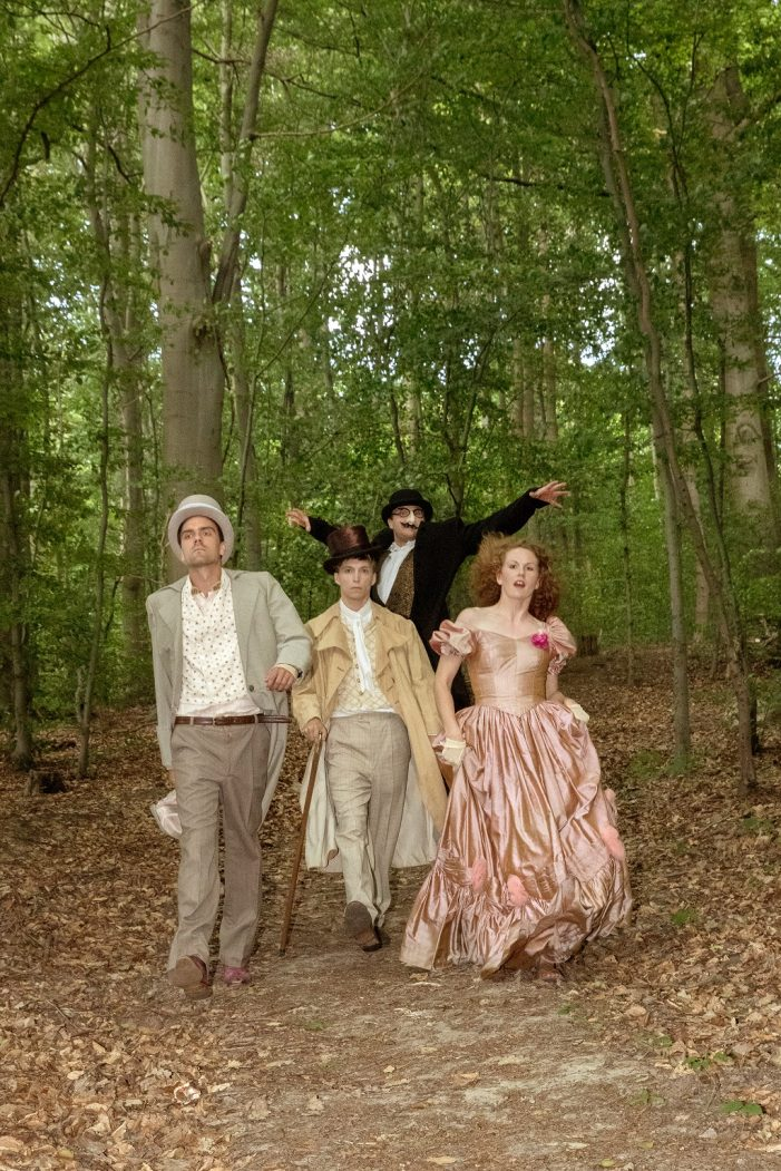 """Probenstart für William Shakespeares """"Ein  Sommernachtstraum"""""""