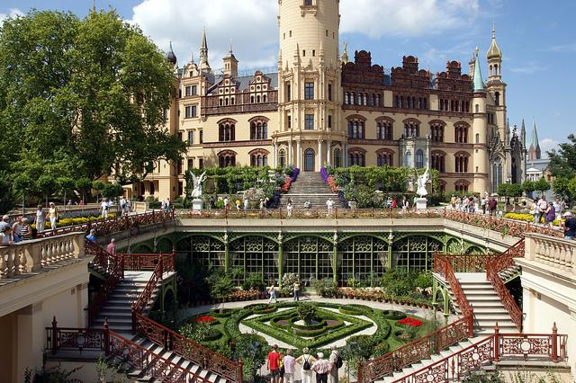 Fünf gute Gründe für eine Reise nach Schwerin