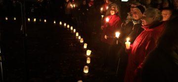 Schweriner gedenken dem 80. Jahrestag der Reichspogromnacht