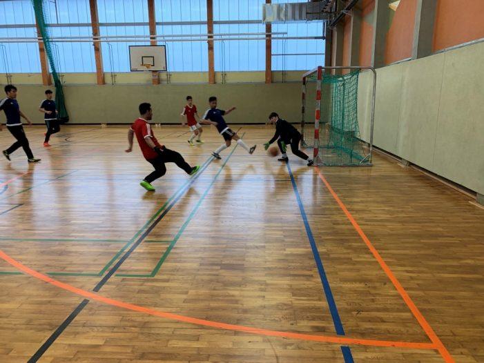 """Team """"Alhilal"""" gewinnt Nikolausturnier der Schweriner Soccer Masters"""