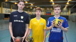Drei Jungstiere in Nationalmannschaft berufen
