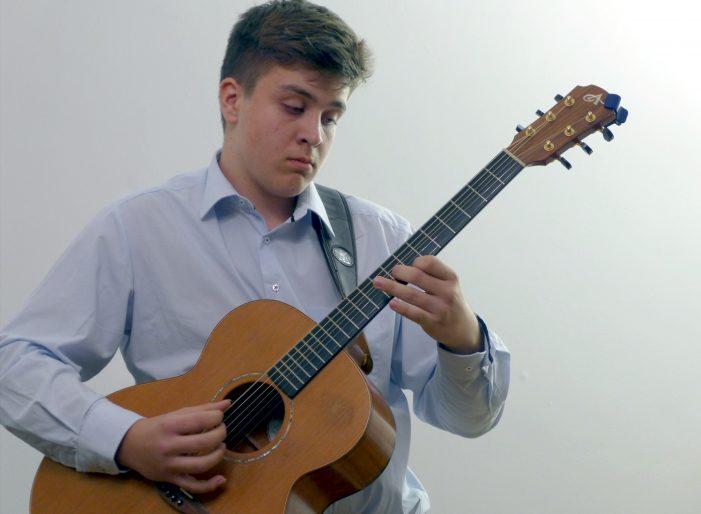 Saitenblicke – Vorspiel der Gitarrenklassen des Konservatoriums Schwerin