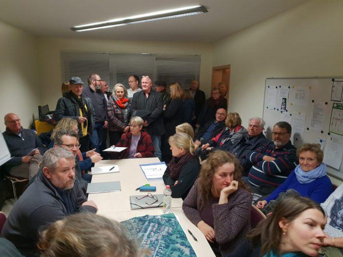 Ortsbeirat Friedrichsthal sieht geplante Bebauung an der Lärchenallee kritisch