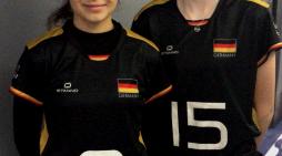 Schweriner Nachwuchsvolley-ballerinnen schlagen beim internationalen Turnier WEVZA auf