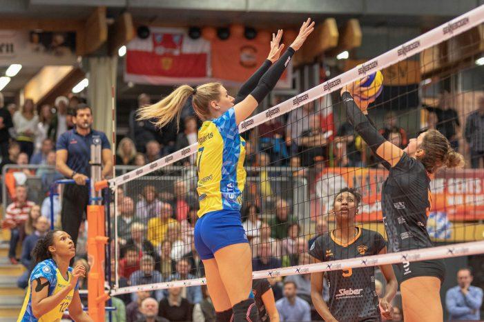 Volleyballwochenende in Schwerin