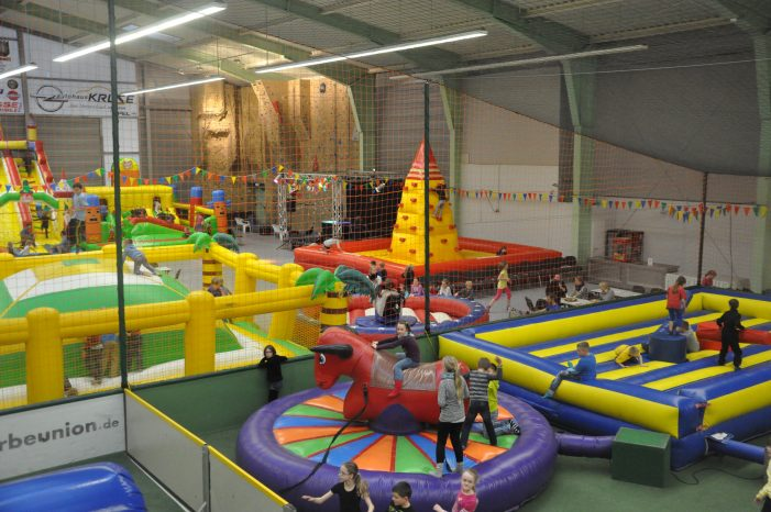 16. Kinder- und Familienfest KIDS FUN WORLD