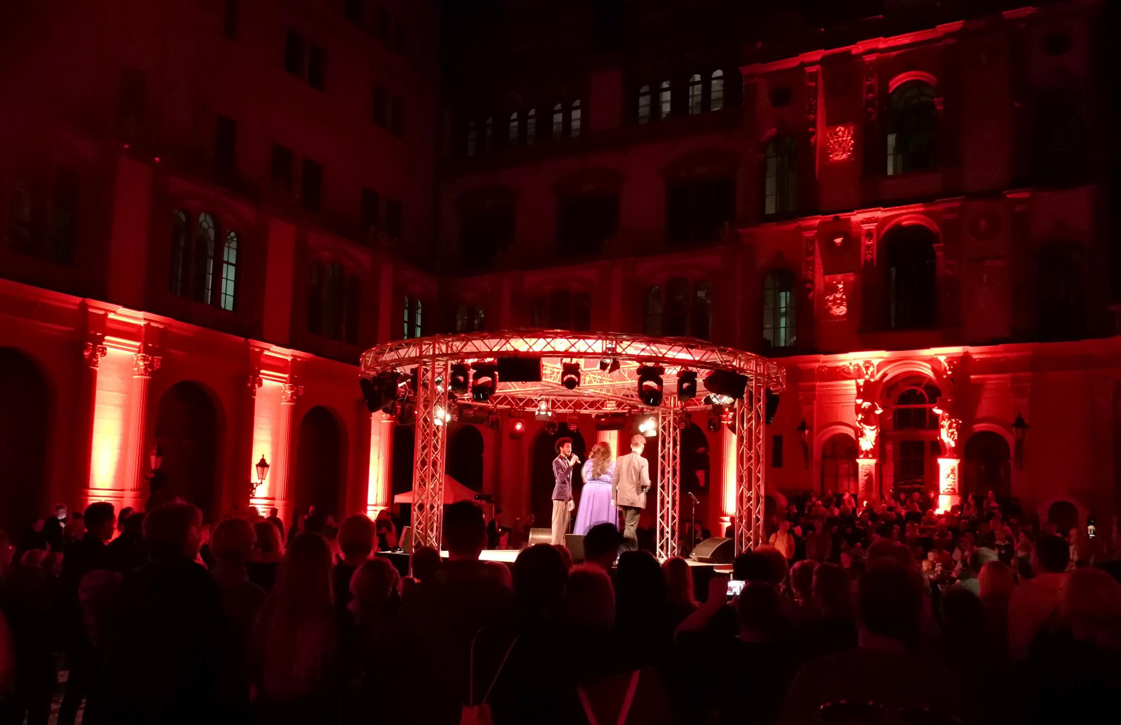 Schlossgartenlust 2019 | Schlossinnenhof
