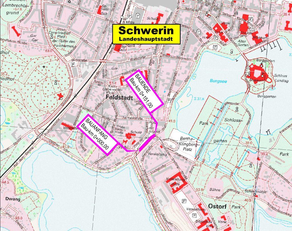 Platz Der Jugend Schwerin